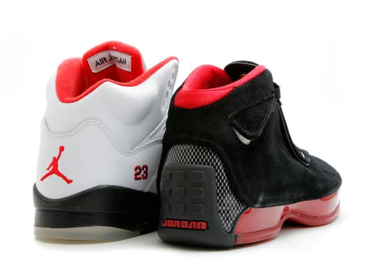 Air Jordan 18/5 Retro GS 'Countdown Pack'