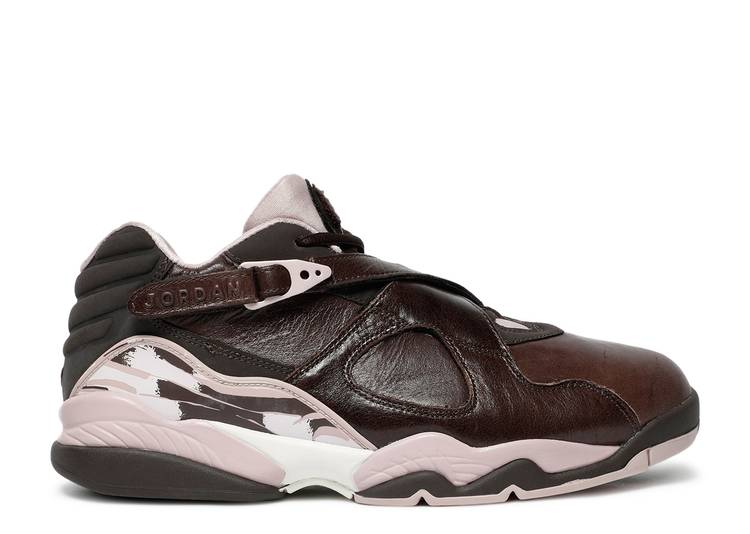 Wmns Air Jordan 8 Retro Low 'Dark Cinder'