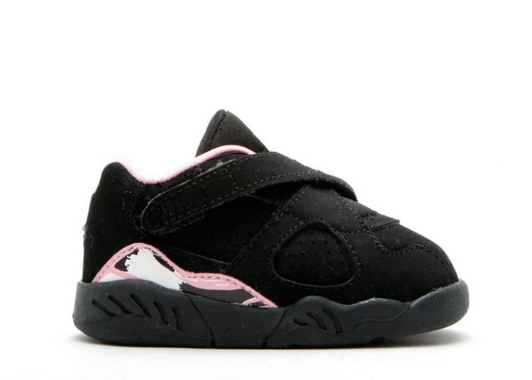 Air Jordan 8 Retro Low TD 'Real Pink'