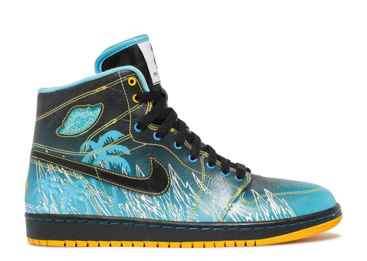 "air jordan 1 retro high db ""Doernbecher, Mr. Boober"""