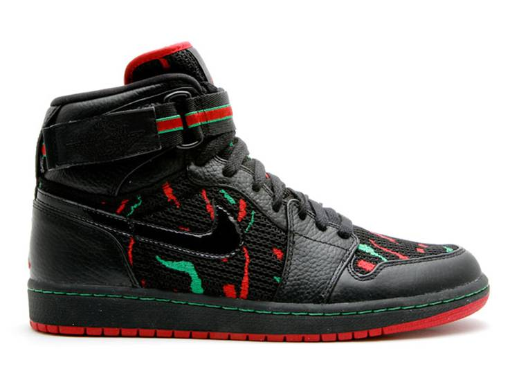 Air Jordan 1 High Strap 'A Tribe Called Quest'