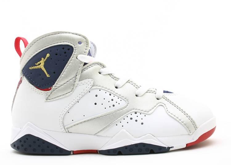 Air Jordan 7 Retro PS 'Olympic'