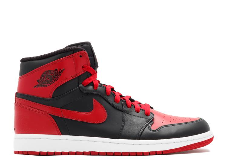 girar Odia Meditativo  Air Jordan 1 High Retro DMP 'Chicago Bulls' - Air Jordan - 332550 061 -  black/varsity red | Flight Club