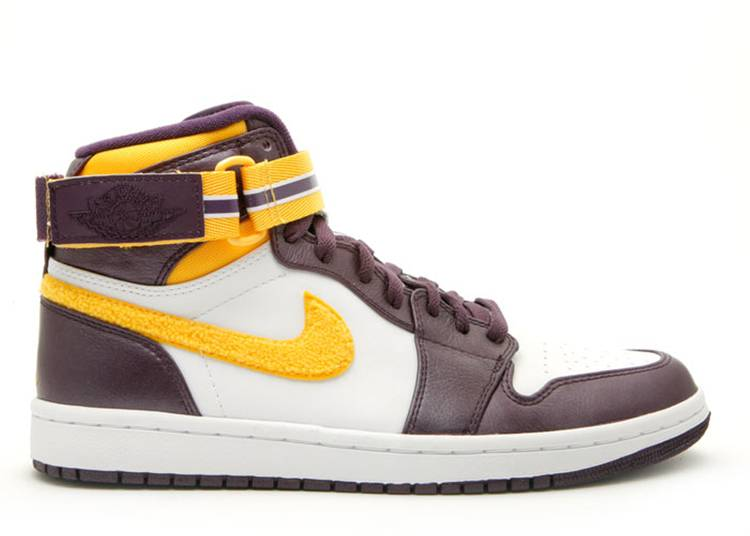 Air Jordan 1 High Strap 'Grand Purple'