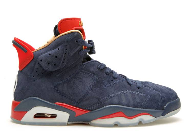 Air Jordan 6 DB 'Doernbecher'