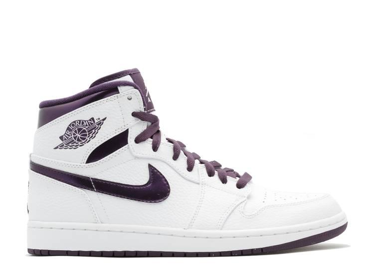 Air Jordan 1 Retro High 'Grand Purple'