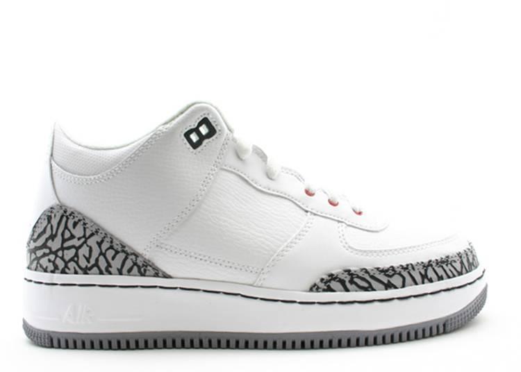 Air Jordan Fusion 3 Gs