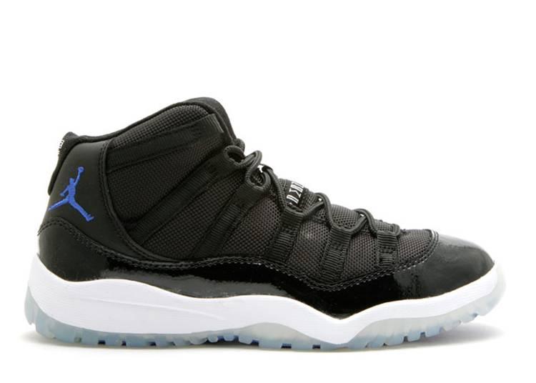 Jordan 11 PS 'Space Jam' 2009