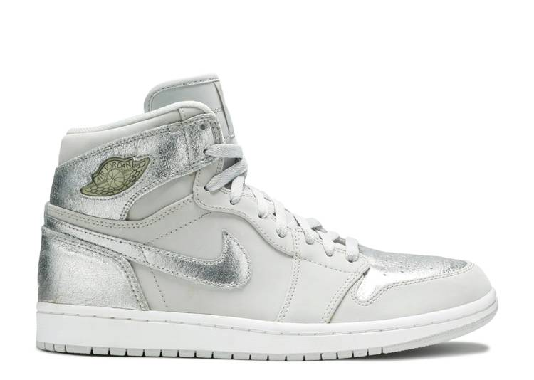 Air Jordan 1 Retro Hi Silver '25th Anniversary'