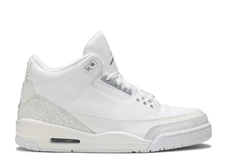 Air Jordan 3 Retro 'Silver Anniversary'