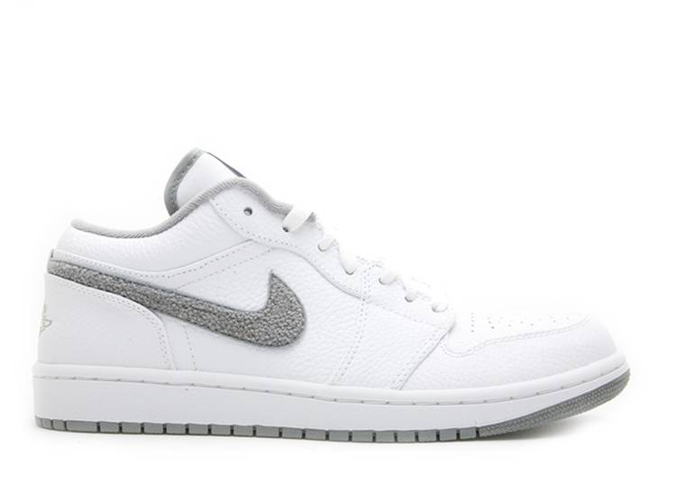 Air Jordan 1 Phat Low 'Shadow Grey'