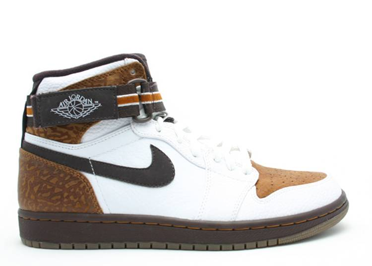 Air Jordan 1 High Strap 'Ginger'