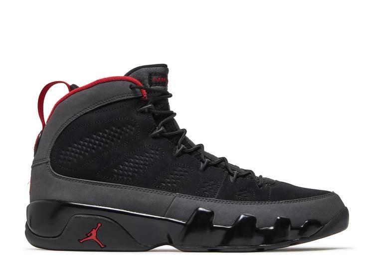 Air Jordan 9 Retro 'Charcoal' 2010