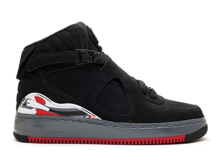 Air Jordan Fusion 8 'Varsity Red'