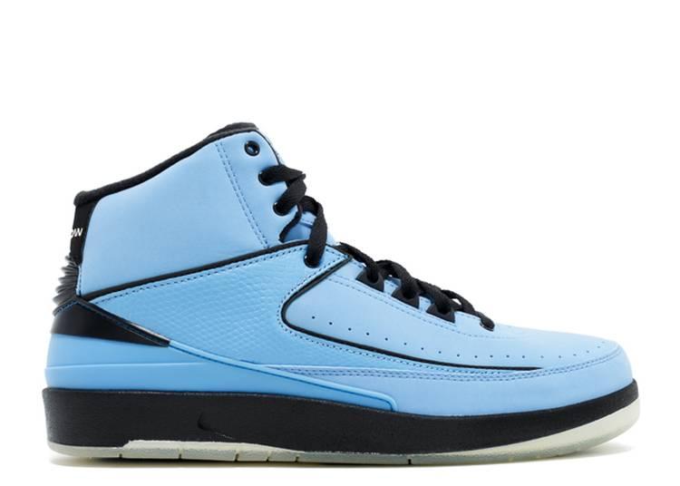 Air Jordan 2 Retro QF 'University Blue'