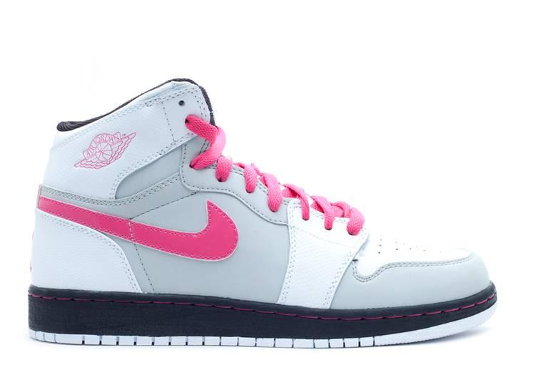Air Jordan 1 Retro GS 'Vivid Pink'