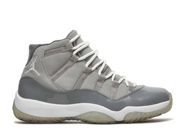 "air jordan 11 retro ""cool grey"""
