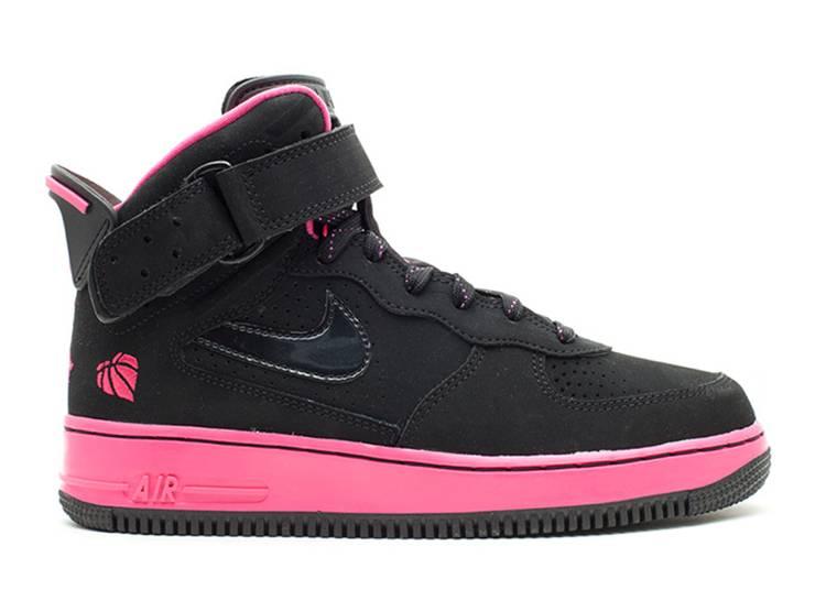 Air Jordan AJF 6 GS 'Vivid Pink'