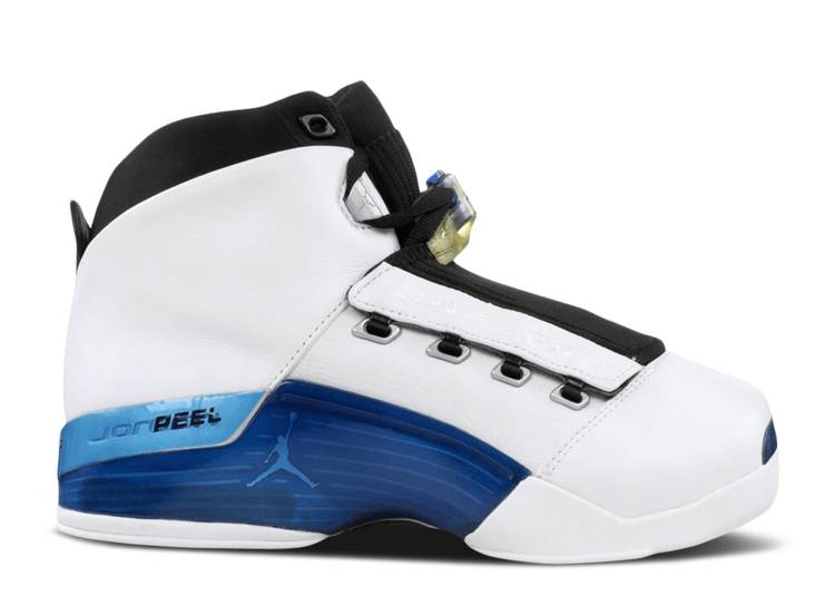 Air Jordan 17 OG TD 'College Blue'