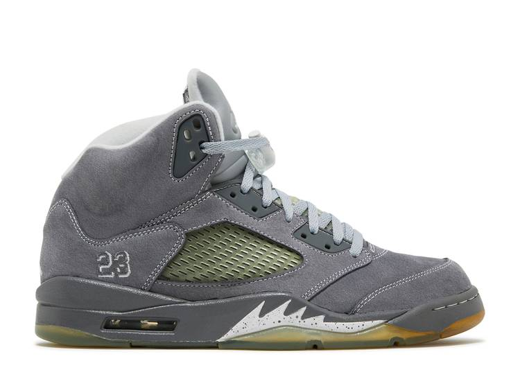 Air Jordan 5 Retro 'Wolf Grey'