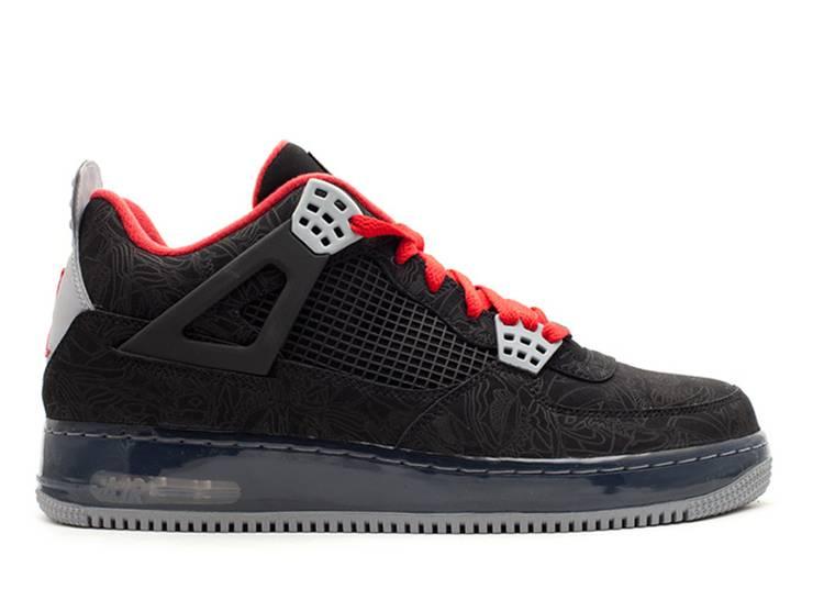 Air Jordan Fusion 4 Premier 'Laser'
