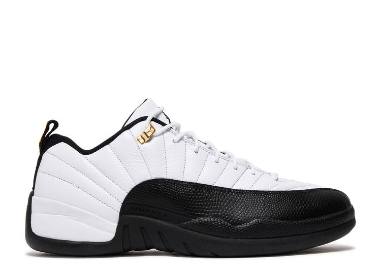 air jordan 12 retro low taxi