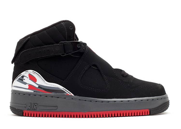 Air Jordan Fusion 8 GS 'Varsity Red'