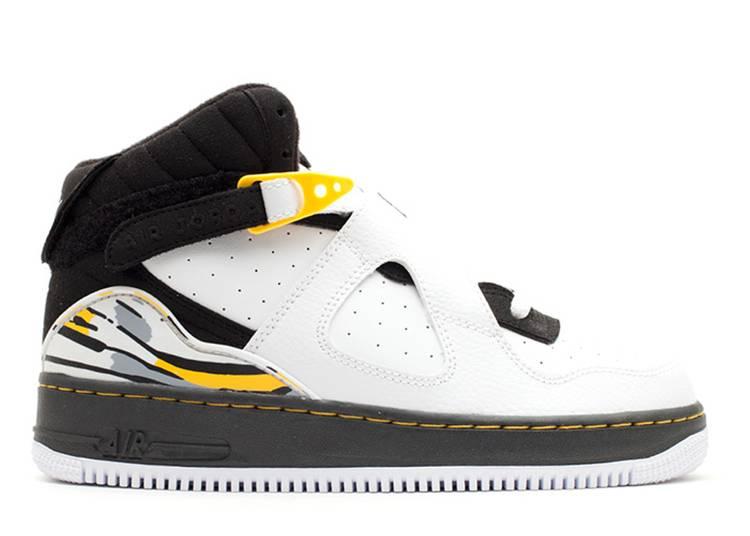 Air Jordan Fusion 8 GS 'Varsity Maize'