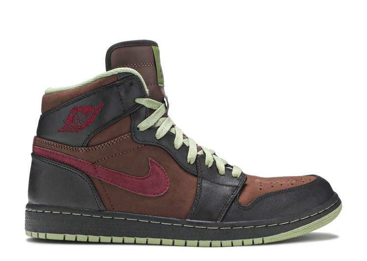 Air Jordan 1 High 'Velvet Brown'