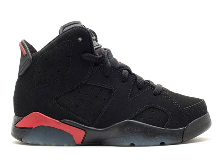 Air Jordan 6 Retro PS 'Black'