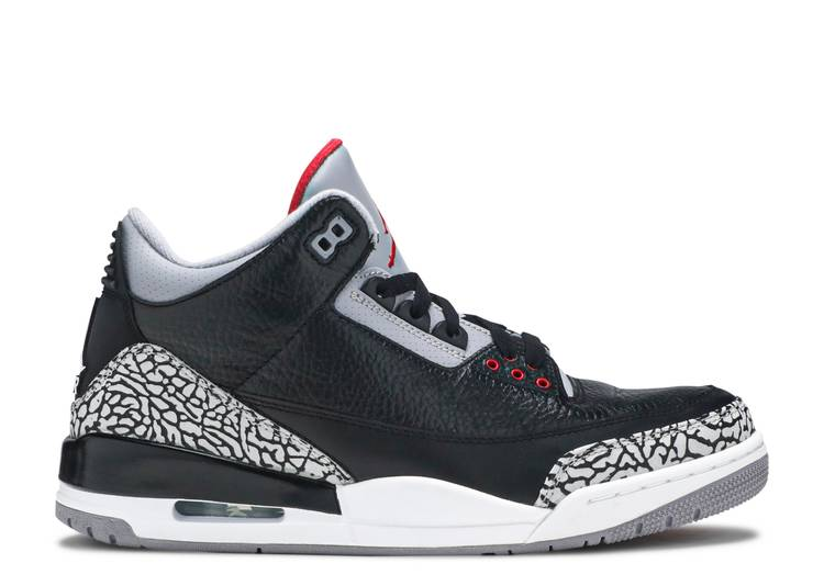 Air Jordan 3 Retro  'Cement' 2011