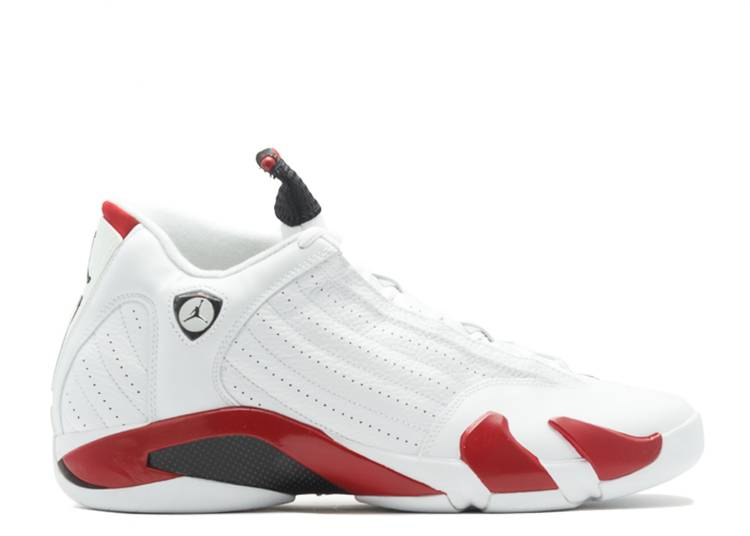 Air Jordan 14 Retro 'Candy Cane' 2012
