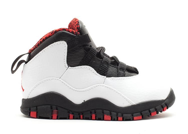 Air Jordan 10 Retro TD 'Chicago' 2012