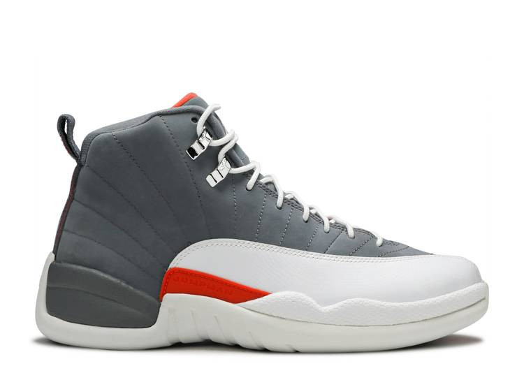 Air Jordan 12 Retro 'Cool Grey'