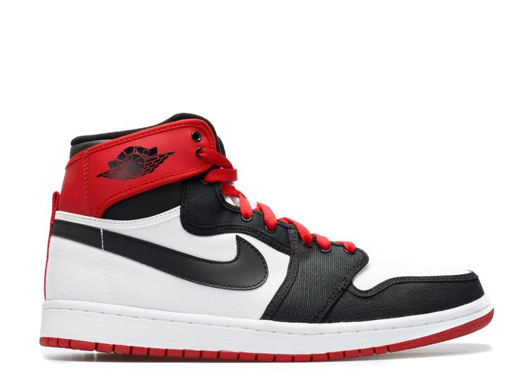 AJKO Retro Hi 'Black Toe'