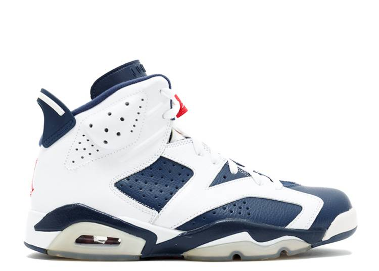 Air Jordan 6 Retro 'Olympic' 2012