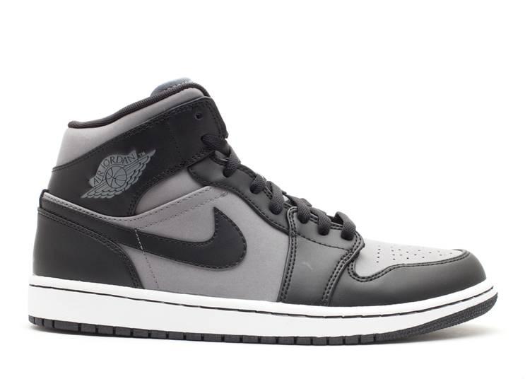 Air Jordan 1 Mid 'Cool Grey'