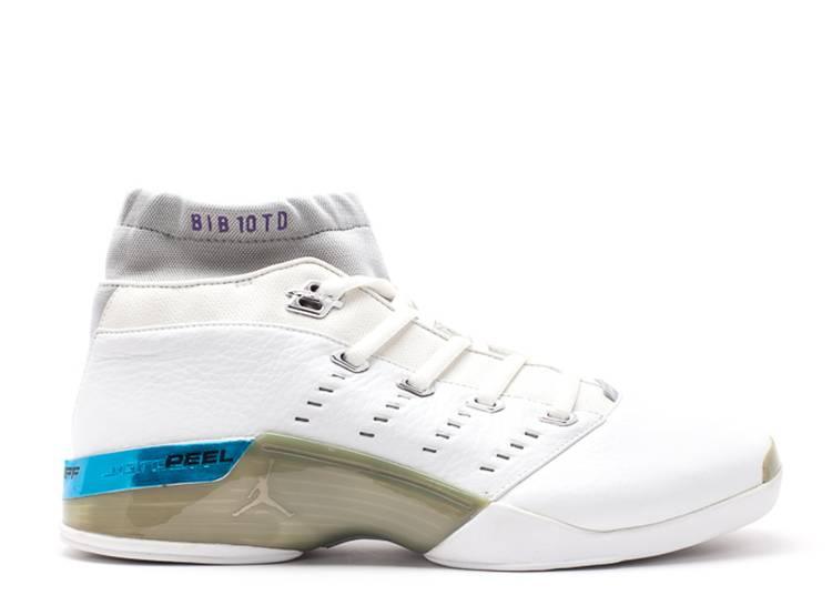 "Air Jordan 17 Low PE ""bibby"""