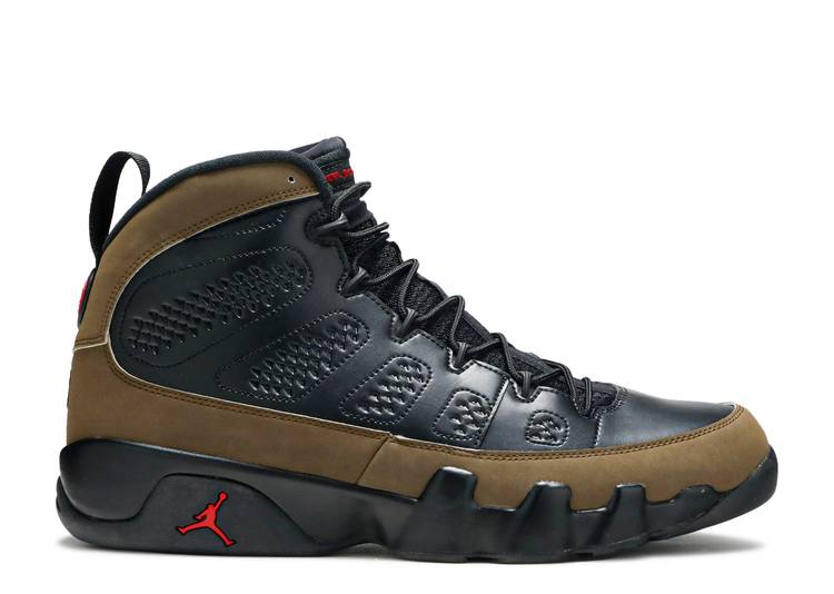 Air Jordan 9 Retro 'Olive' 2012