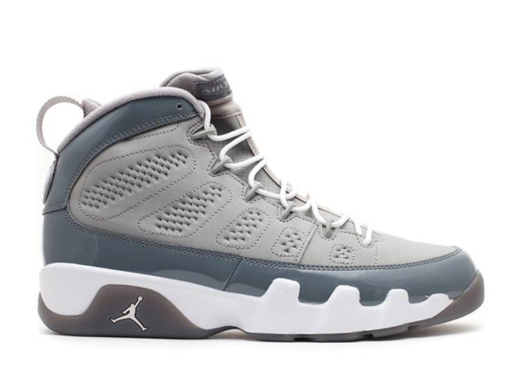 Air Jordan 9 Retro GS 'Cool Grey' 2012