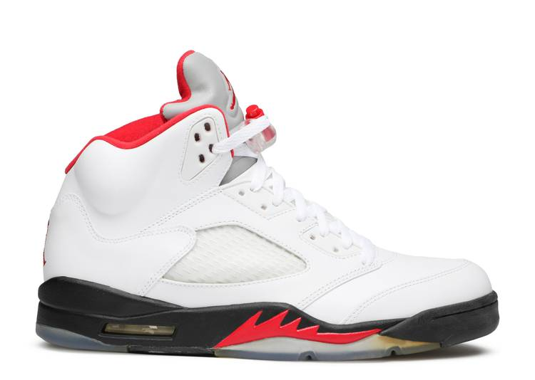 Air Jordan 5 Retro 'Fire Red' 2013