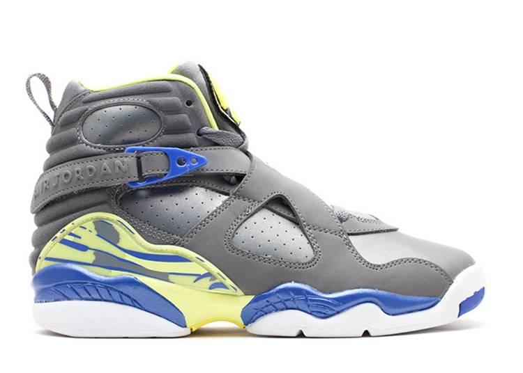 Jordan 8 Retro GS 'Laney'