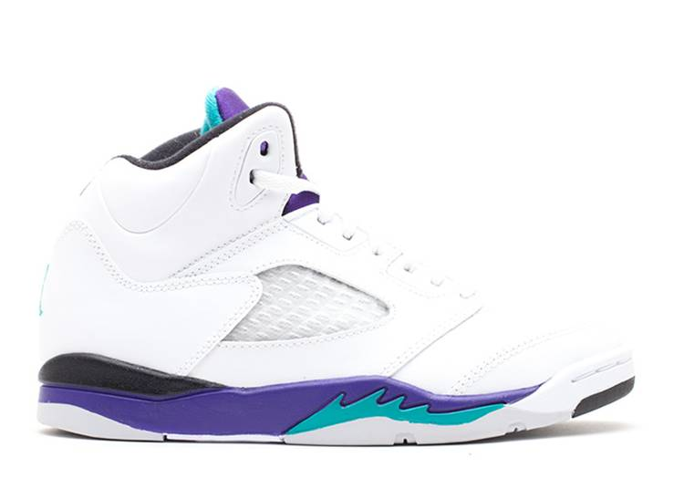 Jordan 5 Retro PS 'Grape'