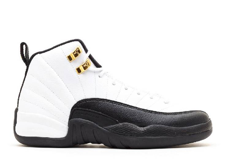 Air Jordan 12 Retro GS 'Taxi' 2013