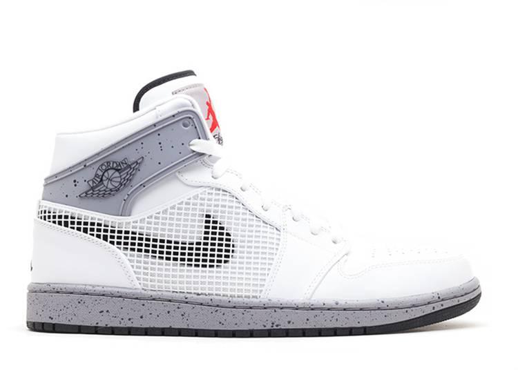 Air Jordan 1 Retro 89 'White Cement'