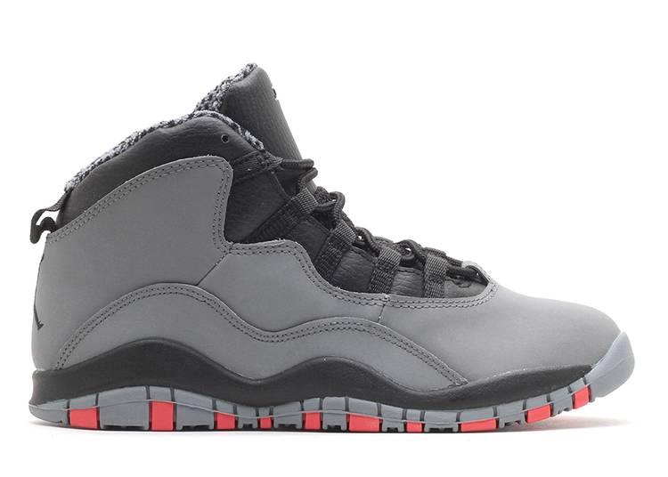 Jordan 10 Retro PS 'Cool Grey'