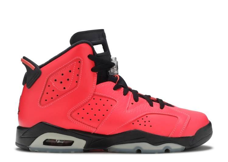 Air Jordan 6 Retro BG 'Infrared 23'