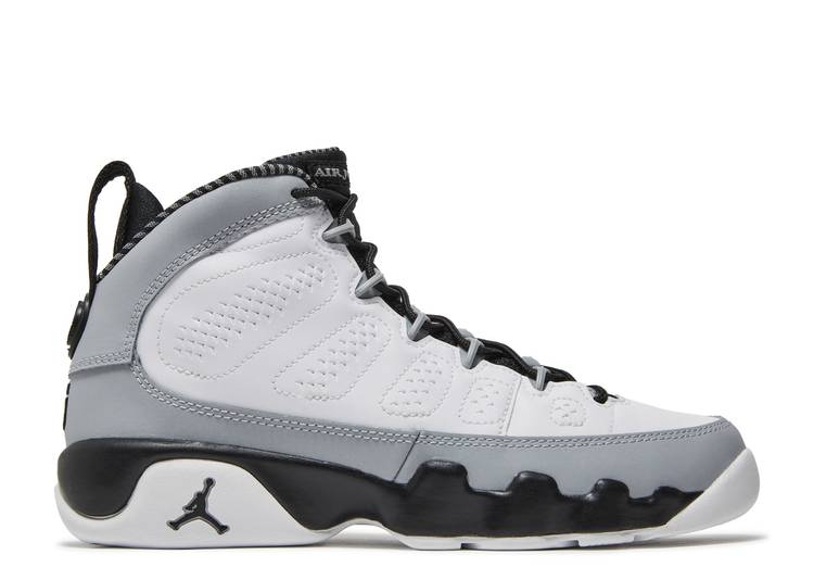 Air Jordan 9 Retro BG 'Barons'