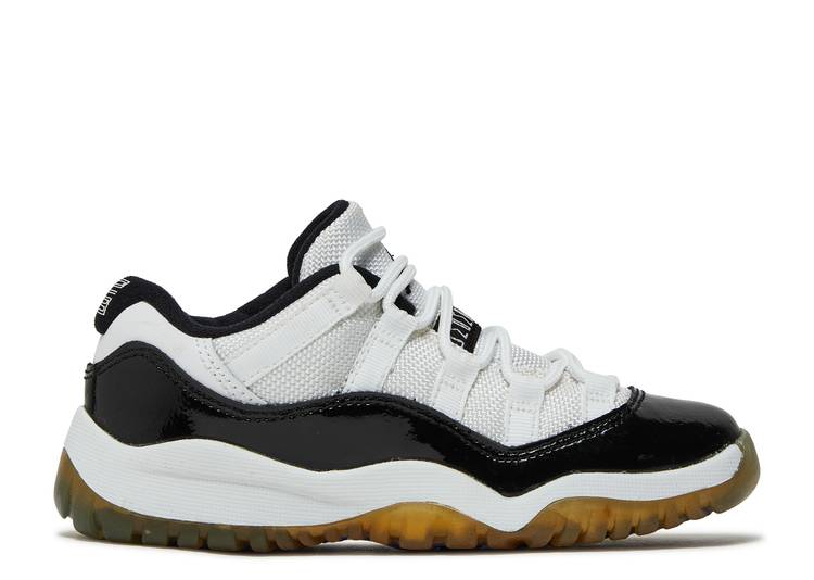 Jordan 11 Retro Low BP 'Concord'
