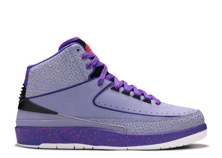 Air Jordan 2 Retro 'Iron Purple'